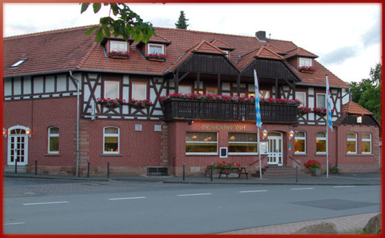 Hotel Restaurant Hessischer Hof Knieling Gemunden Wohra